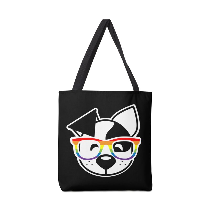 Deb Pride Accessories Bag by dogearbooks's Artist Shop