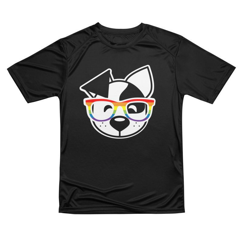 Deb Pride Men's T-Shirt by dogearbooks's Artist Shop