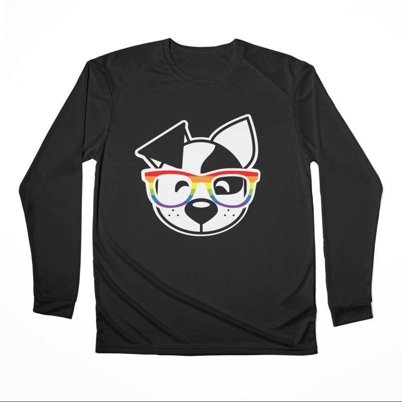 Deb Pride Women's Longsleeve T-Shirt by dogearbooks's Artist Shop