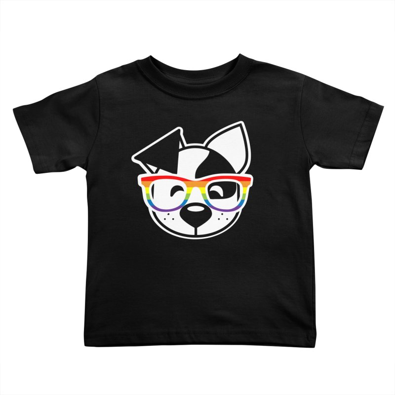 Deb Pride Kids Toddler T-Shirt by dogearbooks's Artist Shop