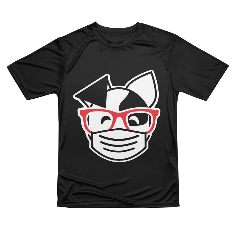 Deb Masky Men's T-Shirt by dogearbooks's Artist Shop