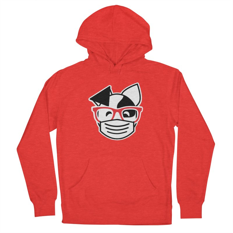 Deb Masky Men's Pullover Hoody by dogearbooks's Artist Shop