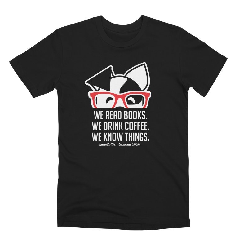 Deb Knows Things Men's T-Shirt by dogearbooks's Artist Shop