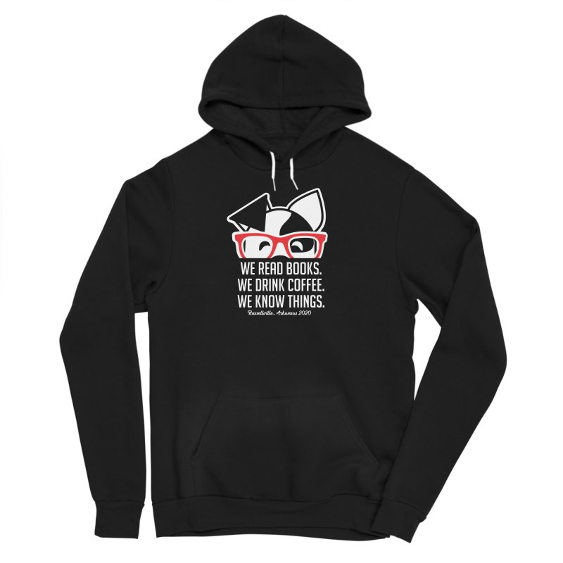 Deb Knows Things Women's Pullover Hoody by dogearbooks's Artist Shop