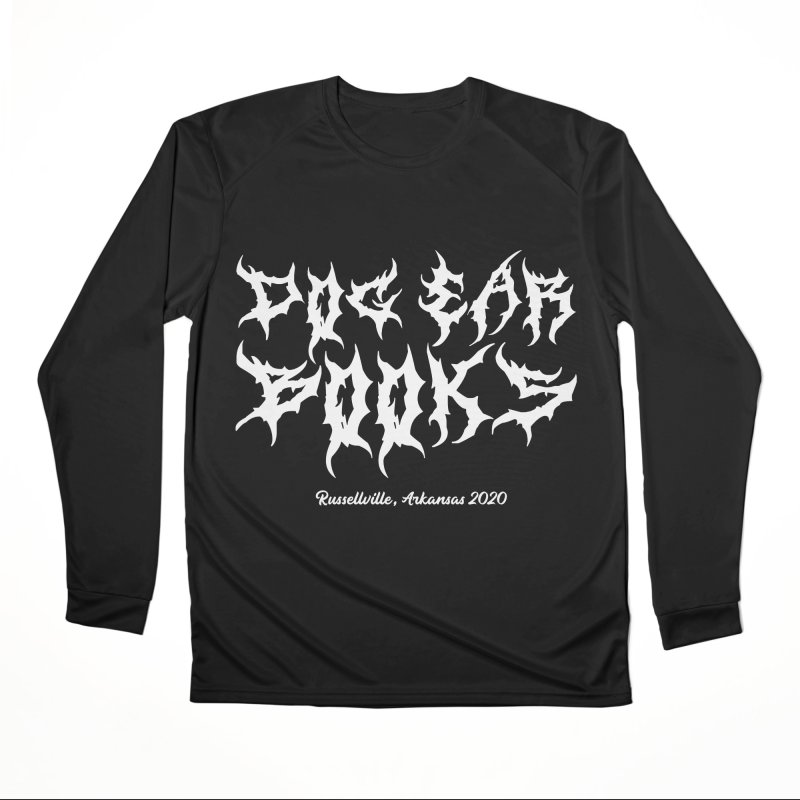 Metal Deb Men's Longsleeve T-Shirt by dogearbooks's Artist Shop