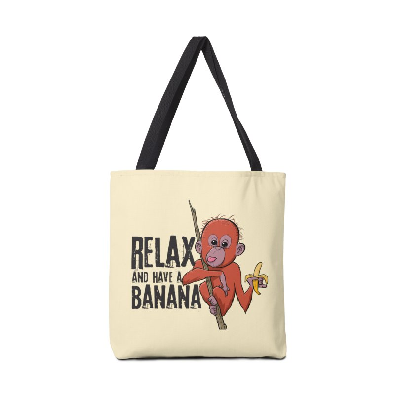 Have-a-banana Accessories Bag by DogiStyle Dog Shirts