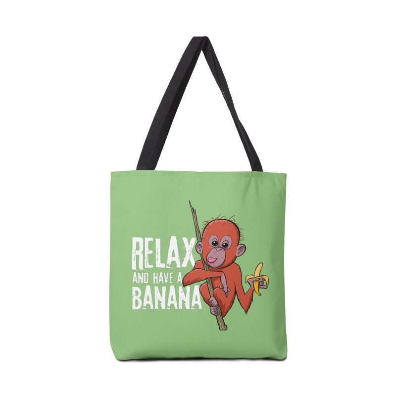 Have a banana Accessories Bag by DogiStyle Dog Shirts