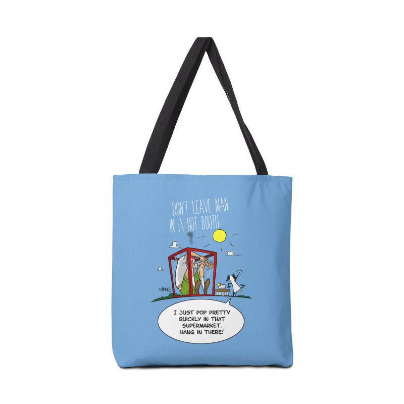 Don't leave dog in a hot car Accessories Bag by DogiStyle Dog Shirts