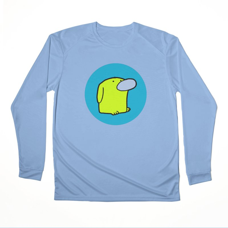 DOGMO DOG Men's Longsleeve T-Shirt by Dogmo's Artist Shop