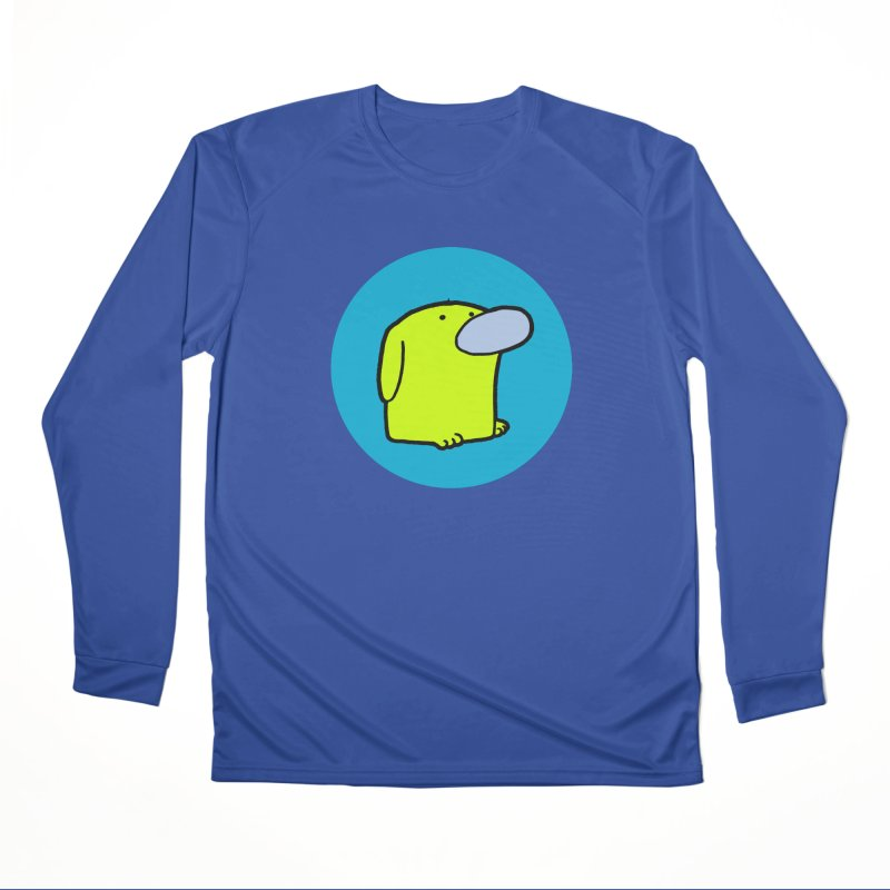 DOGMO DOG Men's Performance Longsleeve T-Shirt by Dogmo's Artist Shop