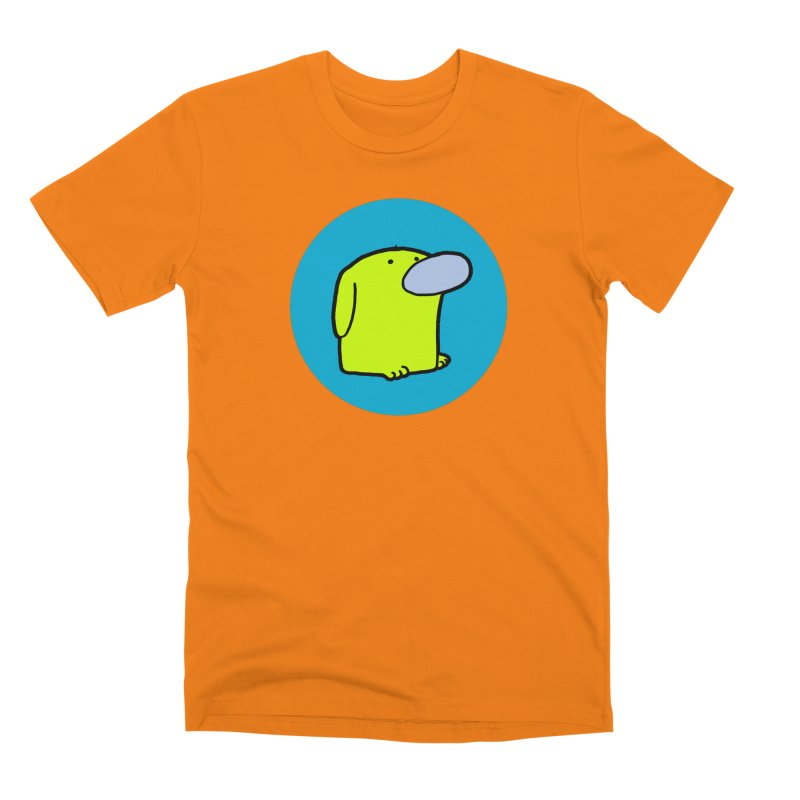 Dogmo Men's T-Shirt by Dogmo's Artist Shop