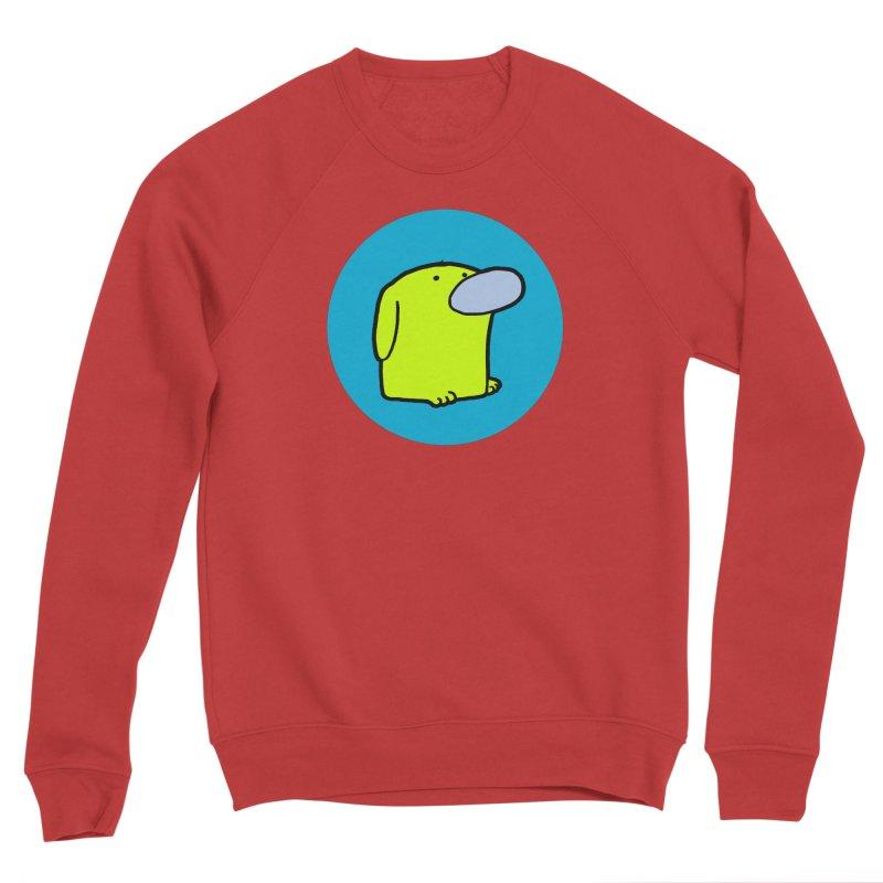DOGMO DOG Women's Sponge Fleece Sweatshirt by Dogmo's Artist Shop