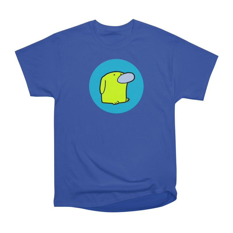 DOGMO DOG Men's Heavyweight T-Shirt by Dogmo's Artist Shop