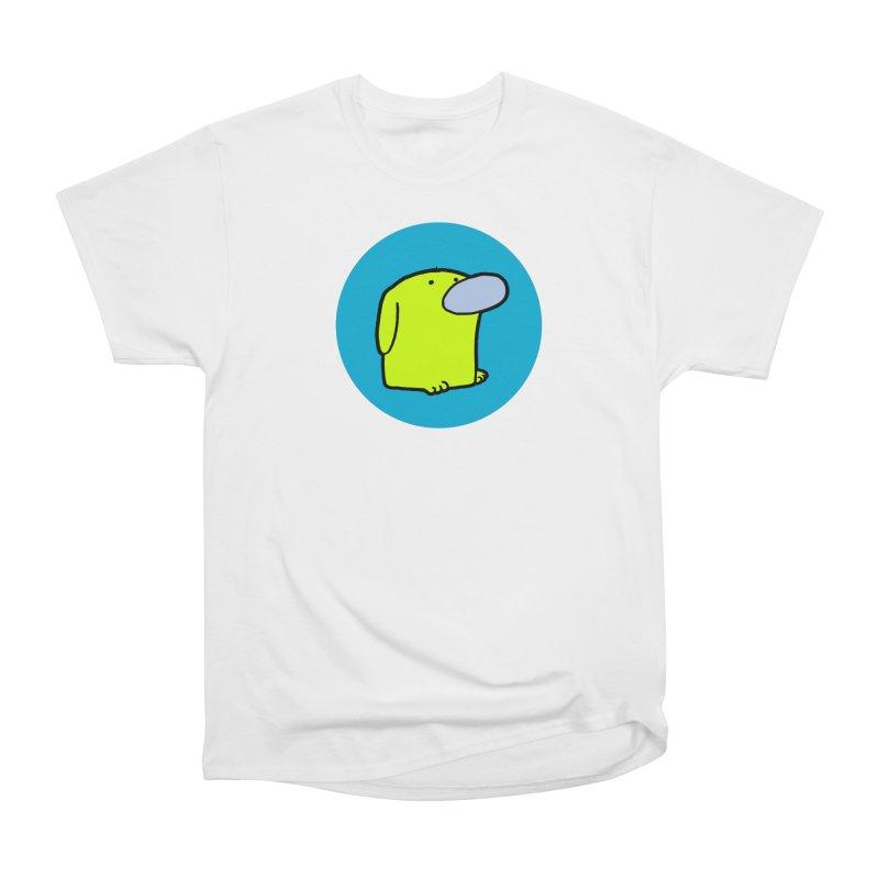 DOGMO DOG Women's Heavyweight Unisex T-Shirt by Dogmo's Artist Shop
