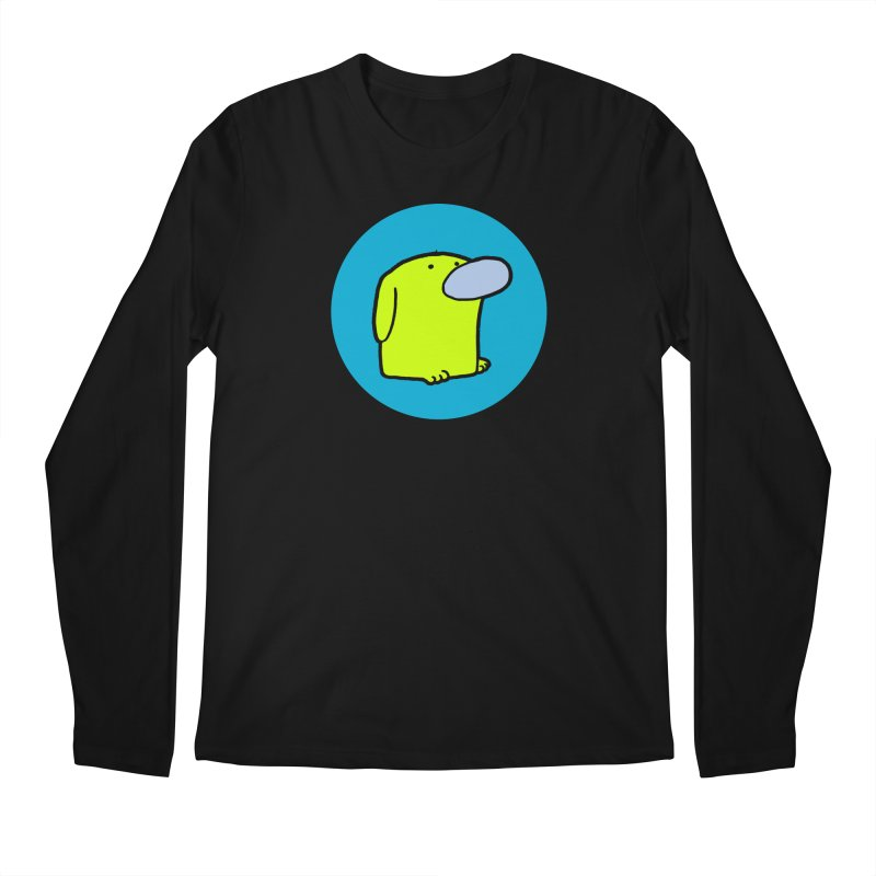DOGMO DOG Men's Regular Longsleeve T-Shirt by Dogmo's Artist Shop