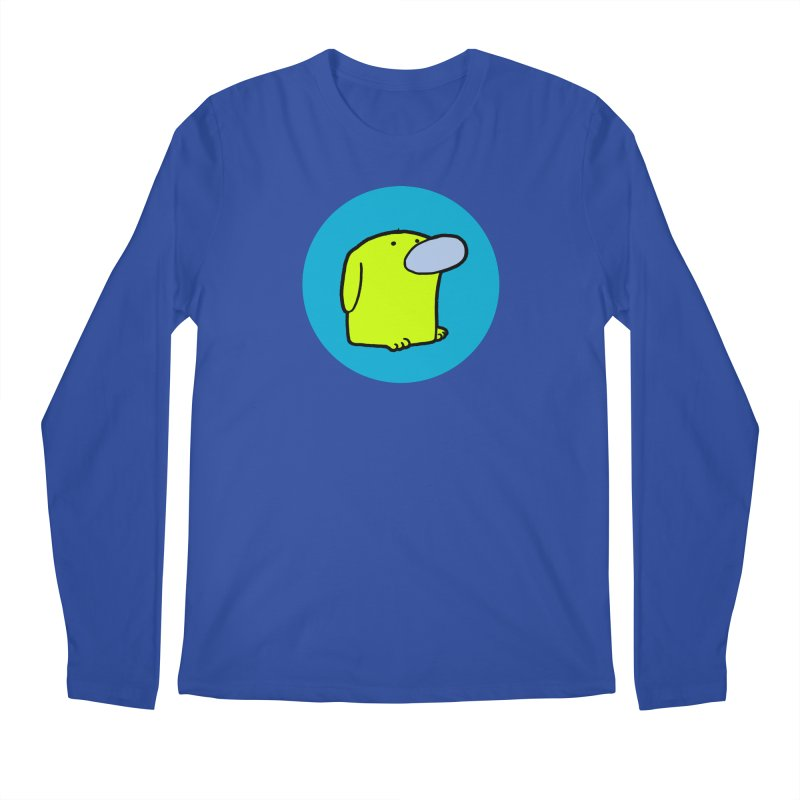 Dogmo Men's Longsleeve T-Shirt by Dogmo's Artist Shop