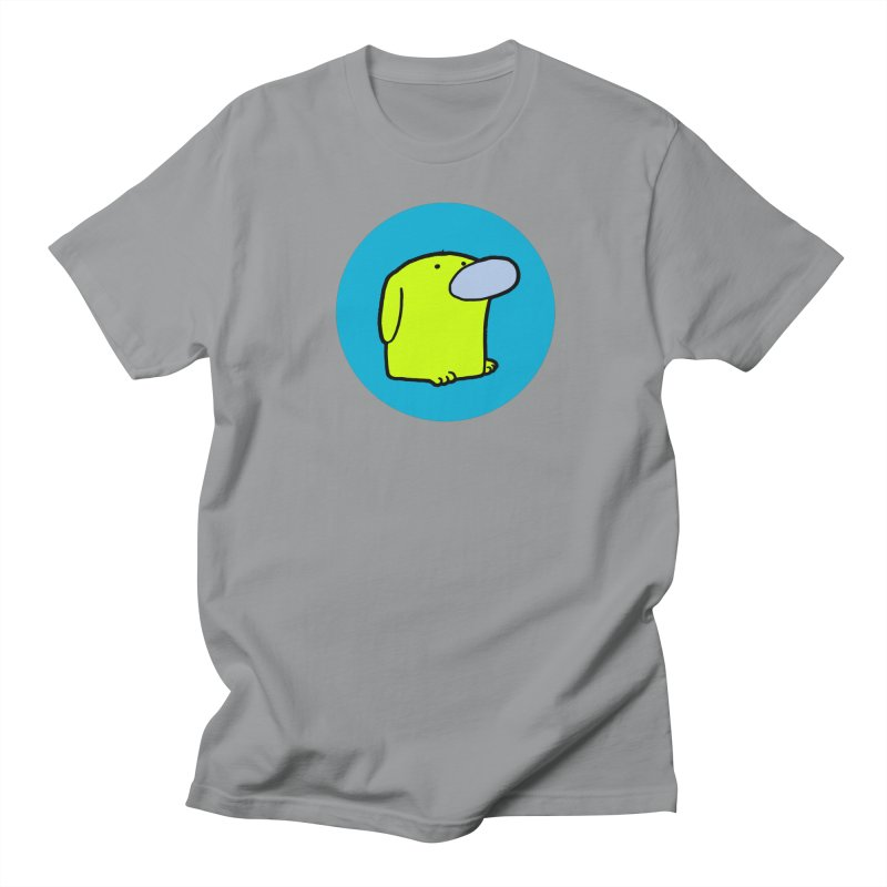 DOGMO DOG Men's Regular T-Shirt by Dogmo's Artist Shop
