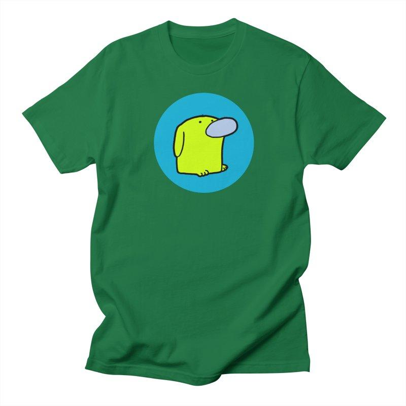 DOGMO DOG Men's T-Shirt by Dogmo's Artist Shop
