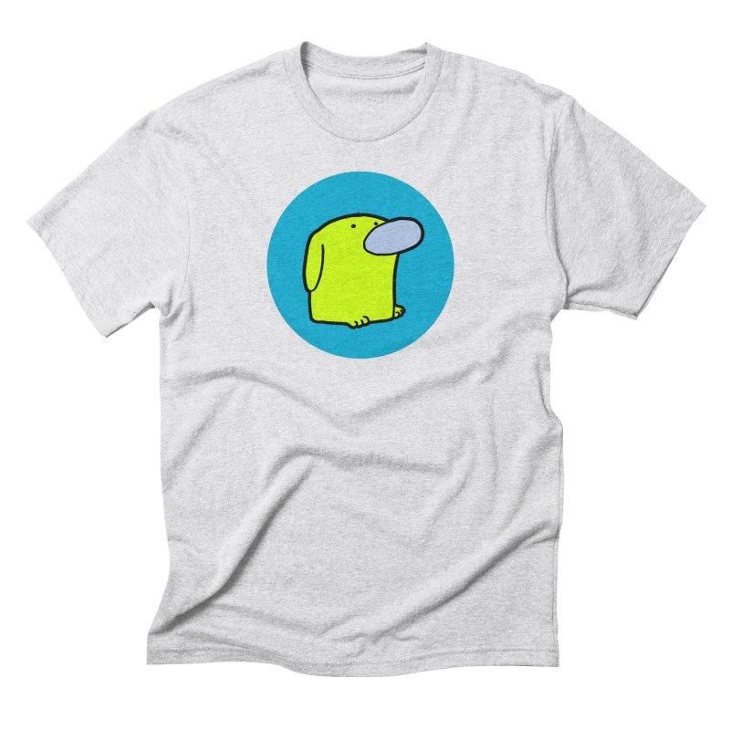DOGMO DOG Men's Triblend T-Shirt by Dogmo's Artist Shop