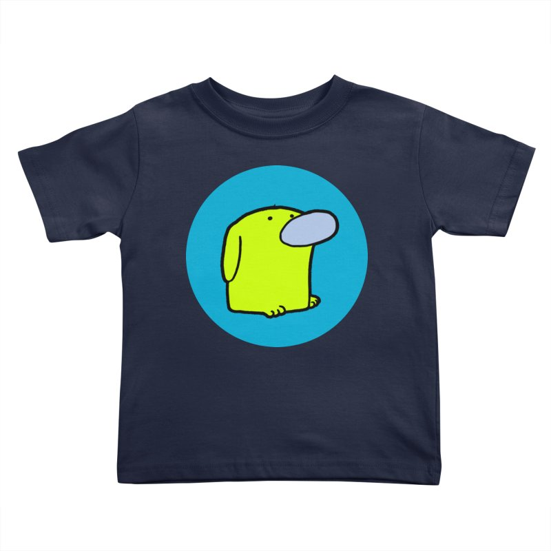DOGMO DOG Kids Toddler T-Shirt by Dogmo's Artist Shop