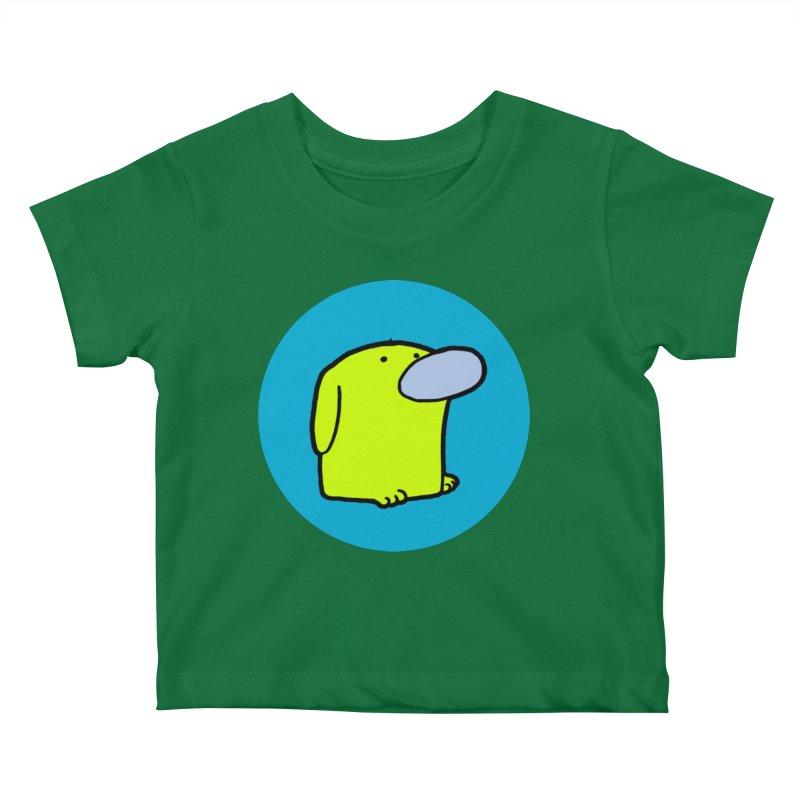 Dogmo Kids Baby T-Shirt by Dogmo's Artist Shop