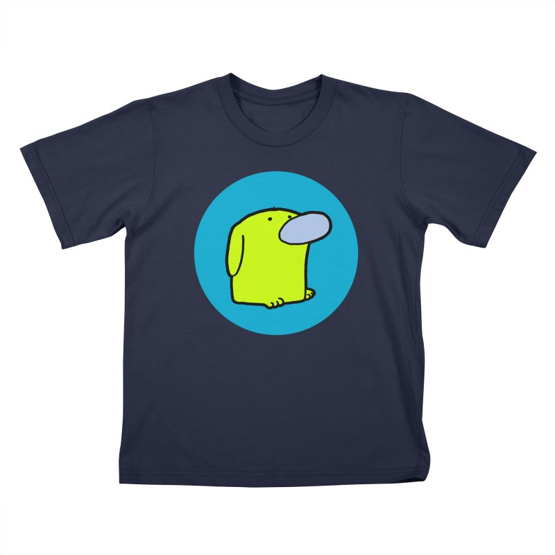 Dogmo Kids T-Shirt by Dogmo's Artist Shop