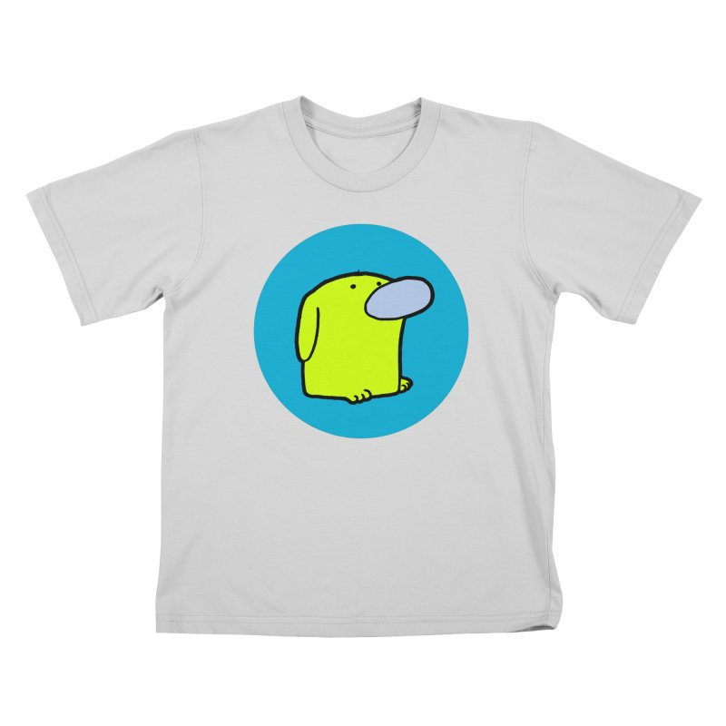 DOGMO DOG Kids T-Shirt by Dogmo's Artist Shop