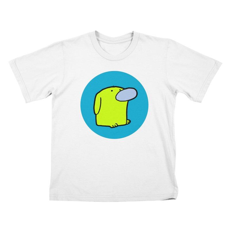 Dogmo Kids T-Shirt by Dogmo's Artist Shop