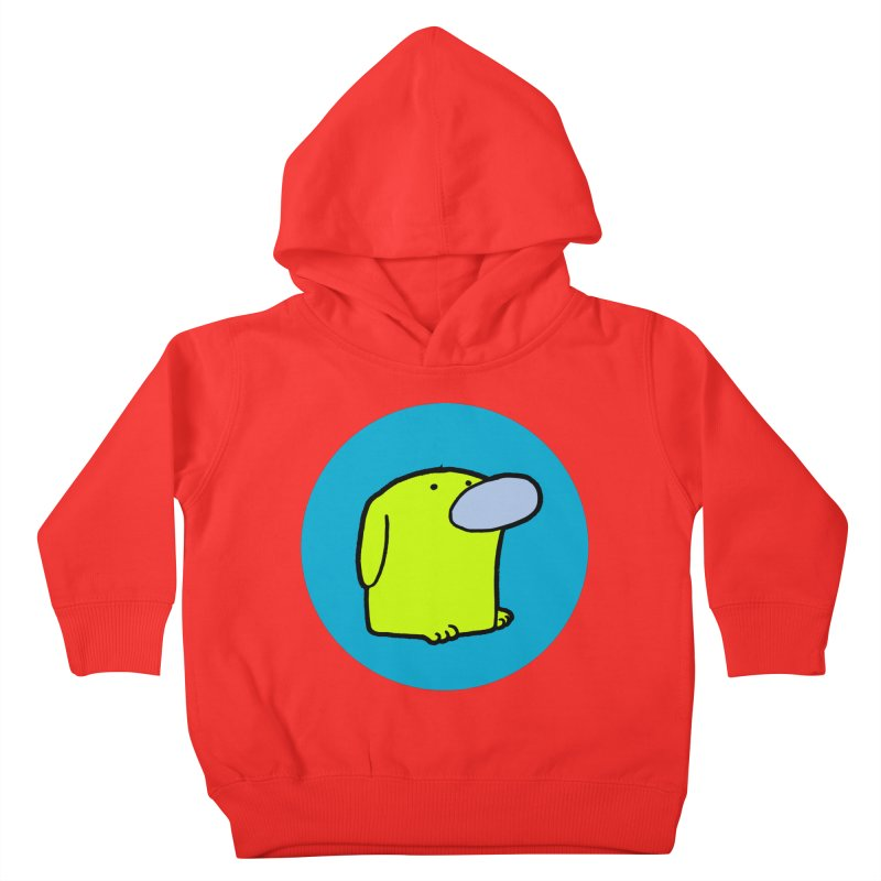 Dogmo Kids Toddler Pullover Hoody by Dogmo's Artist Shop