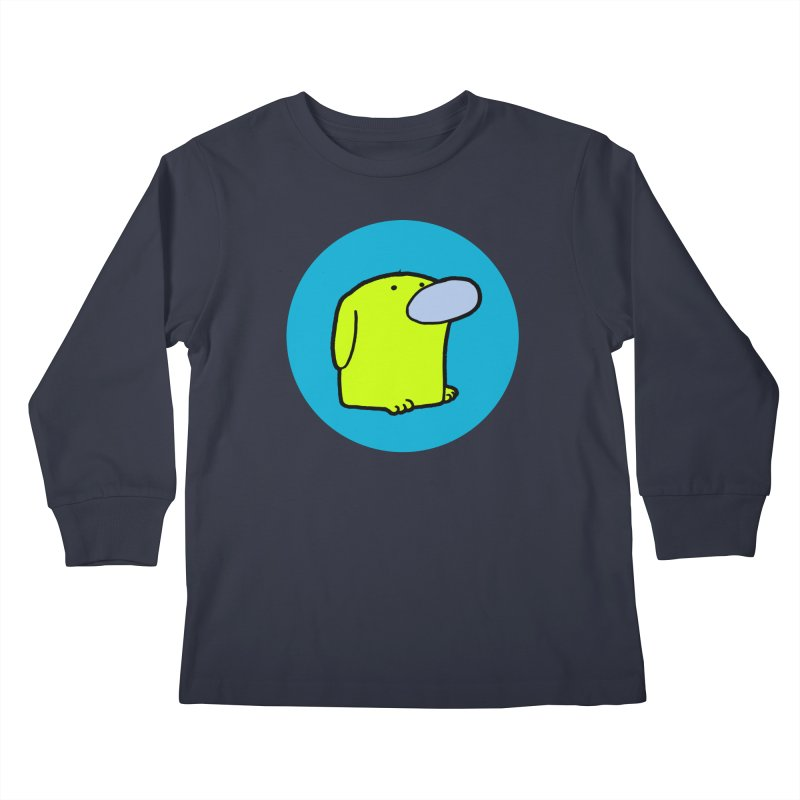 Dogmo Kids Longsleeve T-Shirt by Dogmo's Artist Shop
