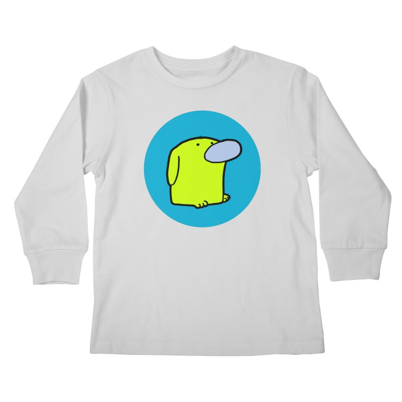 Dogmo Kids Longsleeve T-Shirt by Dogmo's Artist Shop