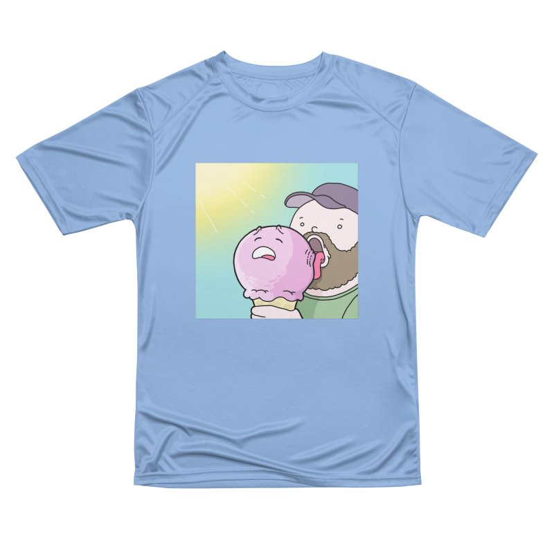 Summer Licks Men's T-Shirt by Dogmo's Artist Shop