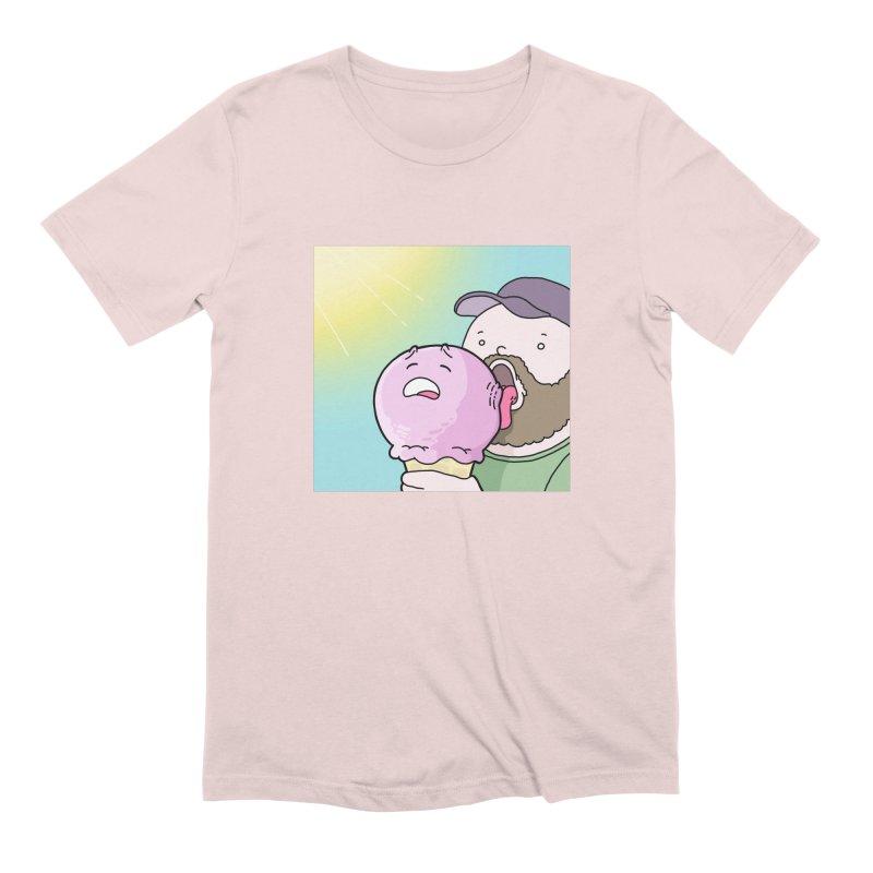 Summer Licks Men's T-Shirt by Dogmo's Artist Shop
