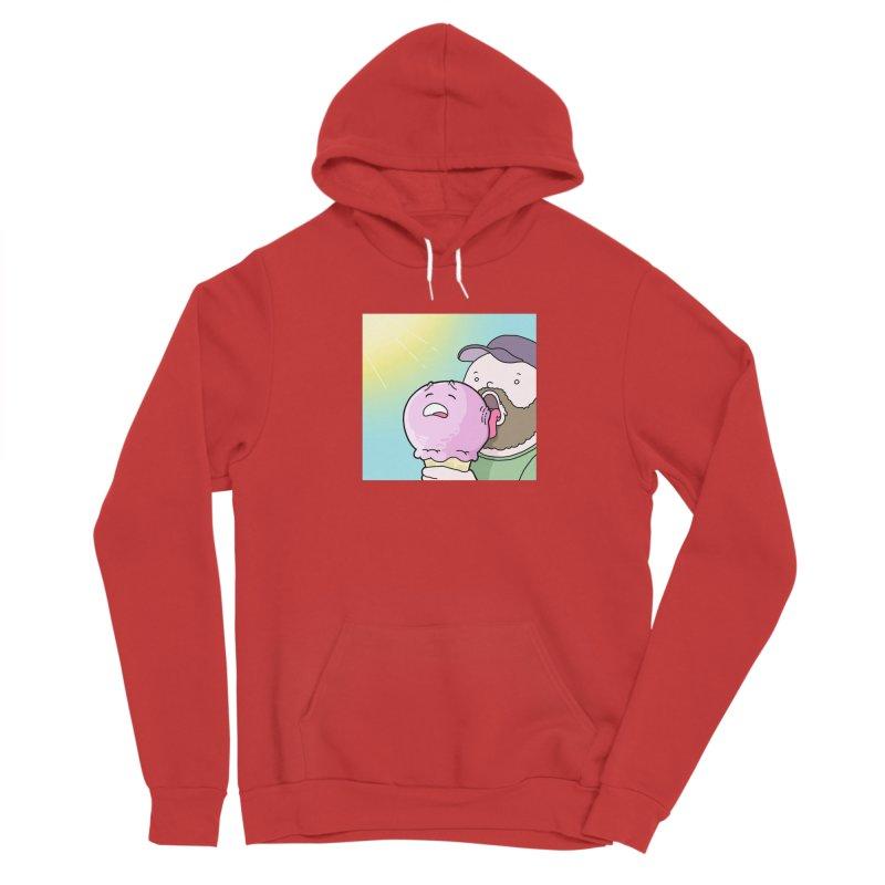 Summer Licks Men's Pullover Hoody by Dogmo's Artist Shop