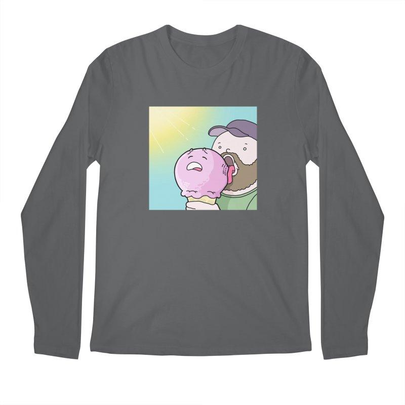 Summer Licks Men's Longsleeve T-Shirt by Dogmo's Artist Shop