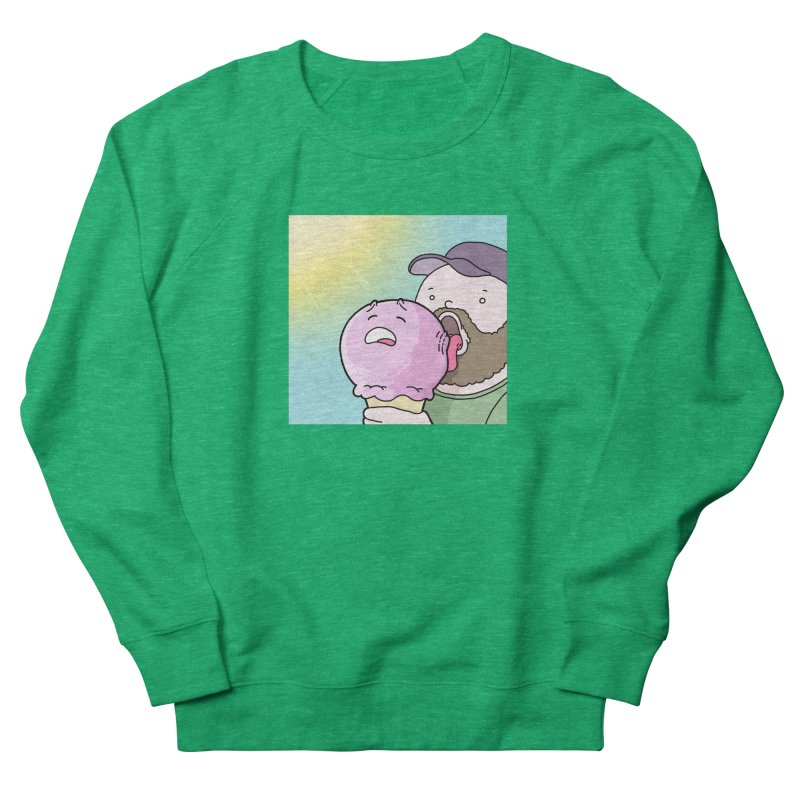 Summer Licks Women's Sweatshirt by Dogmo's Artist Shop
