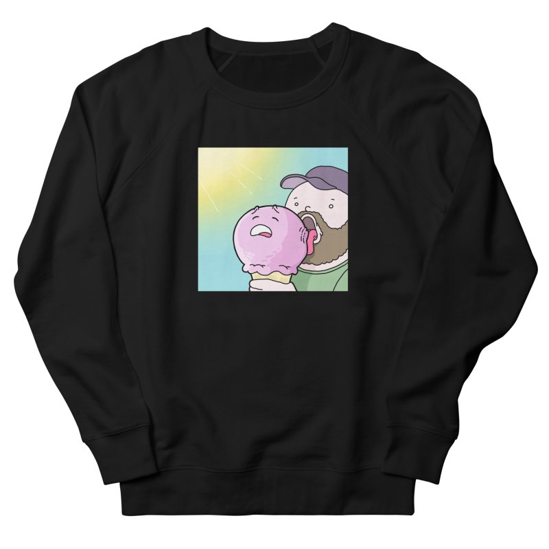Summer Licks Women's Sweatshirt by Dogmo's Artist Shop