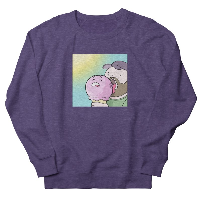 Summer Licks Men's Sweatshirt by Dogmo's Artist Shop