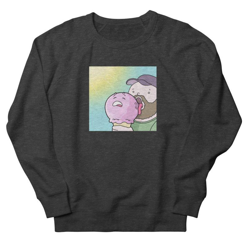 Summer Licks Men's Sweatshirt by Dogmo's Artist Shop