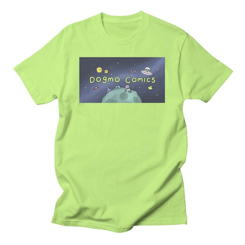 Dogmo Comics Men's T-Shirt by Dogmo's Artist Shop