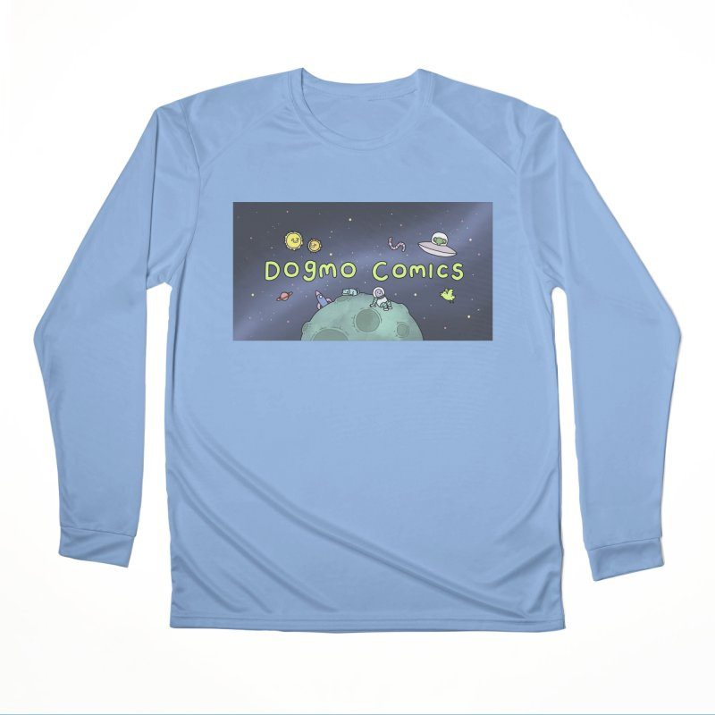 Dogmo Comics Men's Longsleeve T-Shirt by Dogmo's Artist Shop