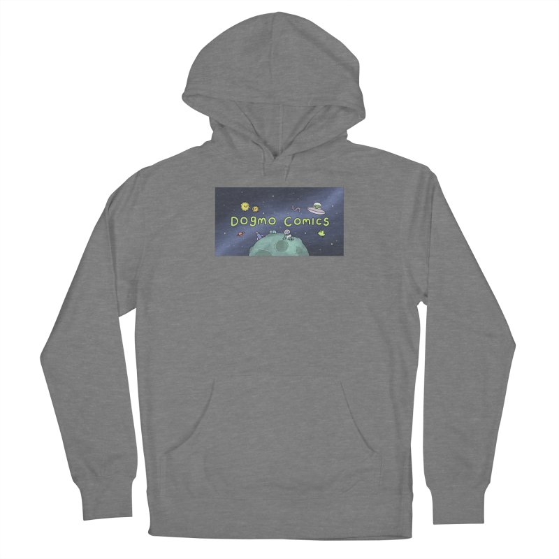 Dogmo Comics Men's Pullover Hoody by Dogmo's Artist Shop