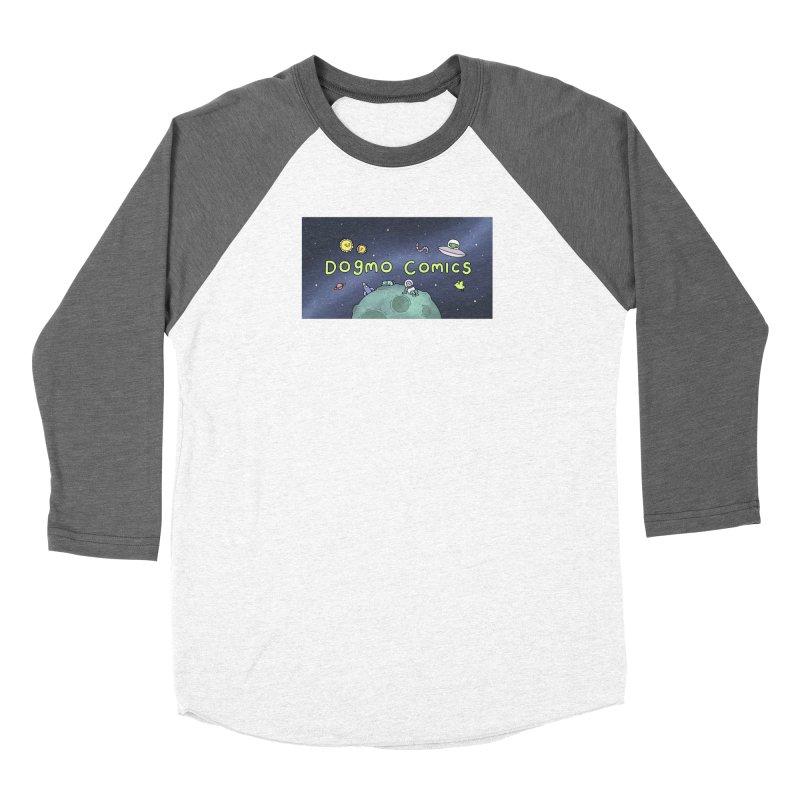 Dogmo Comics Women's Longsleeve T-Shirt by Dogmo's Artist Shop