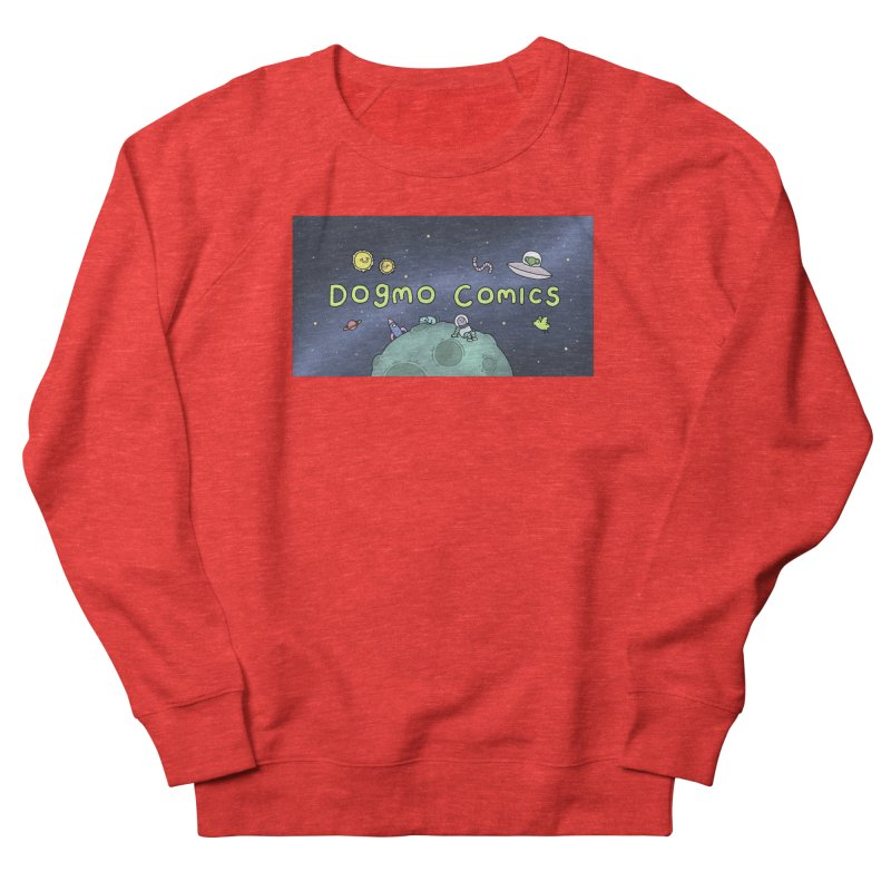 Dogmo Comics Men's Sweatshirt by Dogmo's Artist Shop