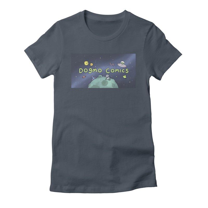Dogmo Comics Women's T-Shirt by Dogmo's Artist Shop