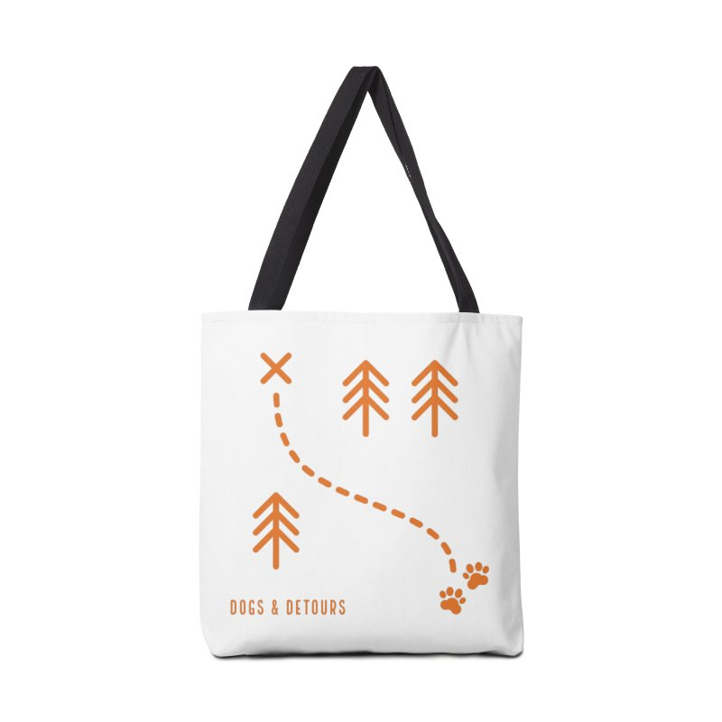 Hike With Your Dog Accessories Bag by Dogs & Detours
