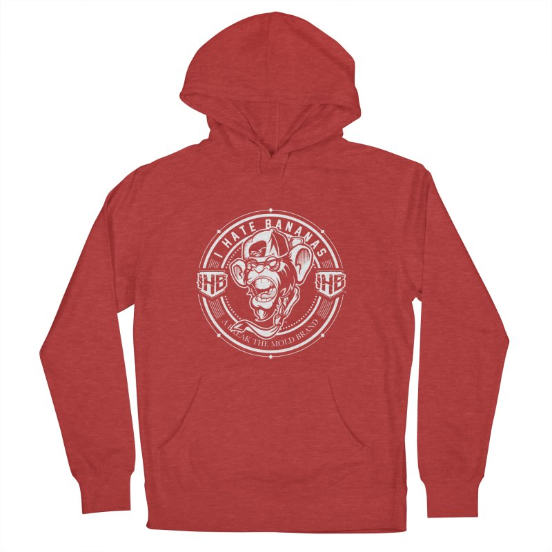 IHB ONE Men's Pullover Hoody by Dogwings