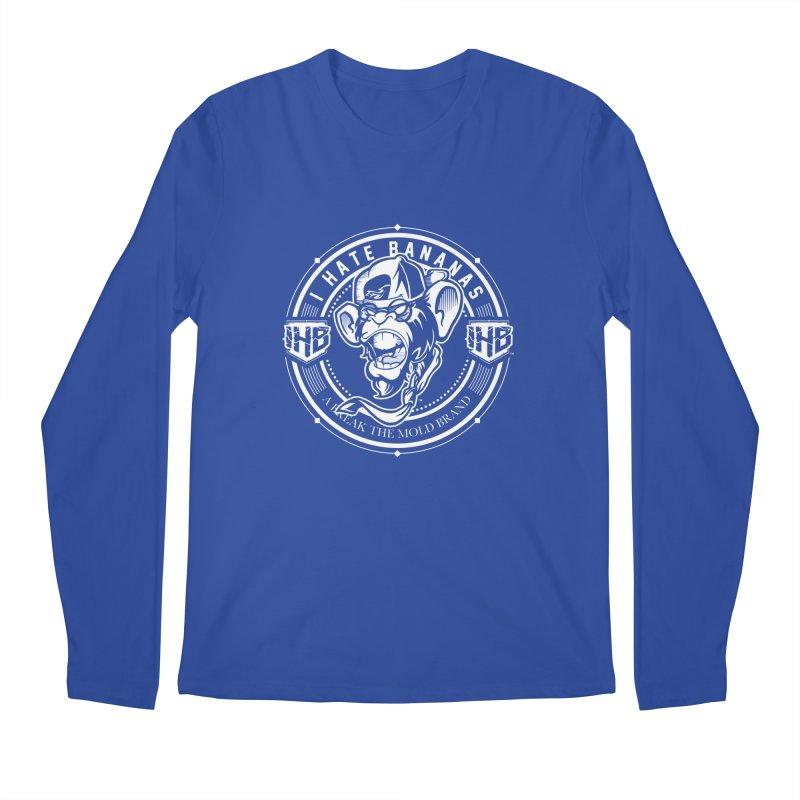 IHB ONE Men's Longsleeve T-Shirt by Dogwings