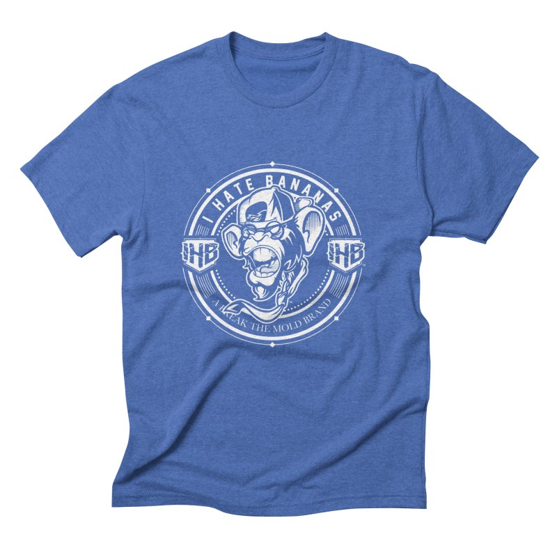 IHB ONE Men's Triblend T-shirt by Dogwings