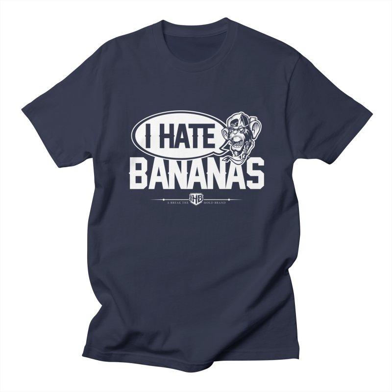 IHB TWO Men's Regular T-Shirt by Dogwings